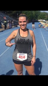 Heather DeCastecker Race Like a Mother