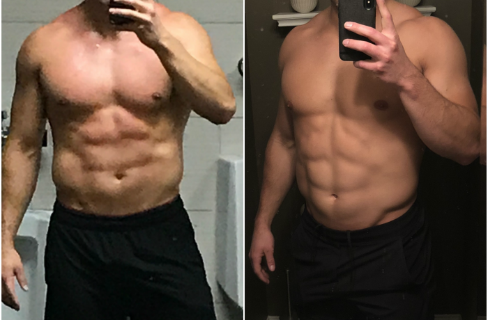 Colin Cartee Before & After Photos
