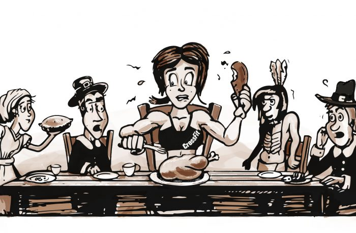 """Thanksgiving: Judgment Day"" by Hilary Achauer, CrossFit Journal article"